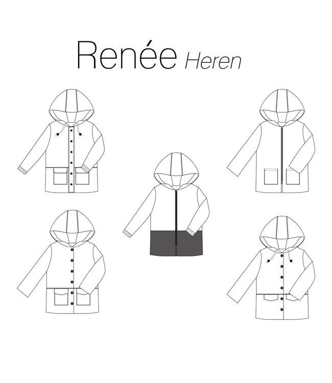 Iris May - Renee jas heren
