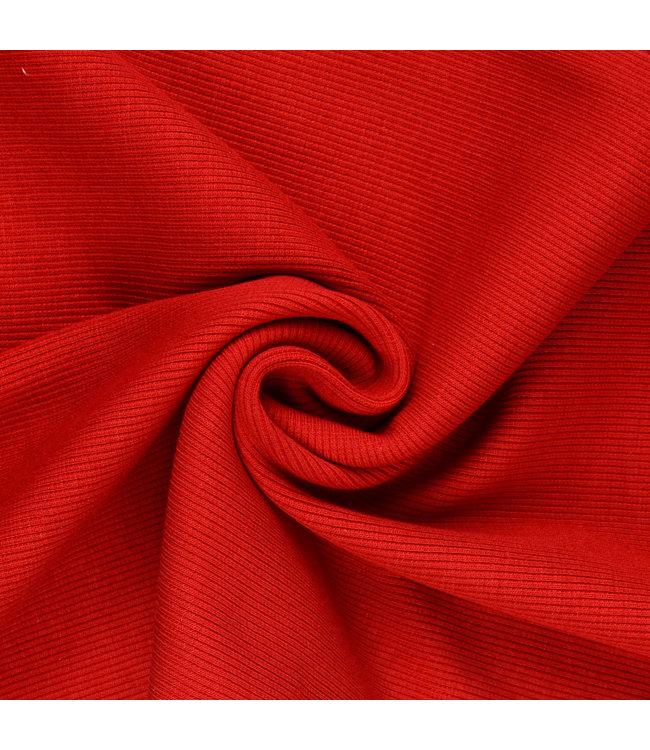 Boordstof - rood