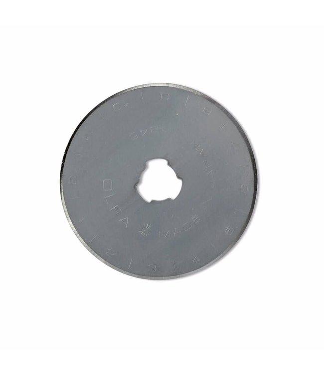 Vervangmes rolsnijder 45mm