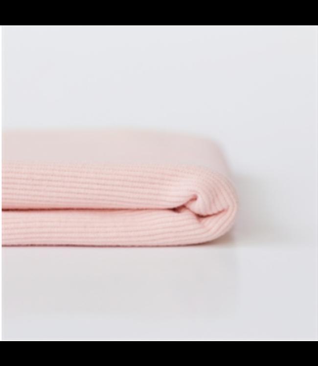 Boordstof SYAS - gesluierd roze