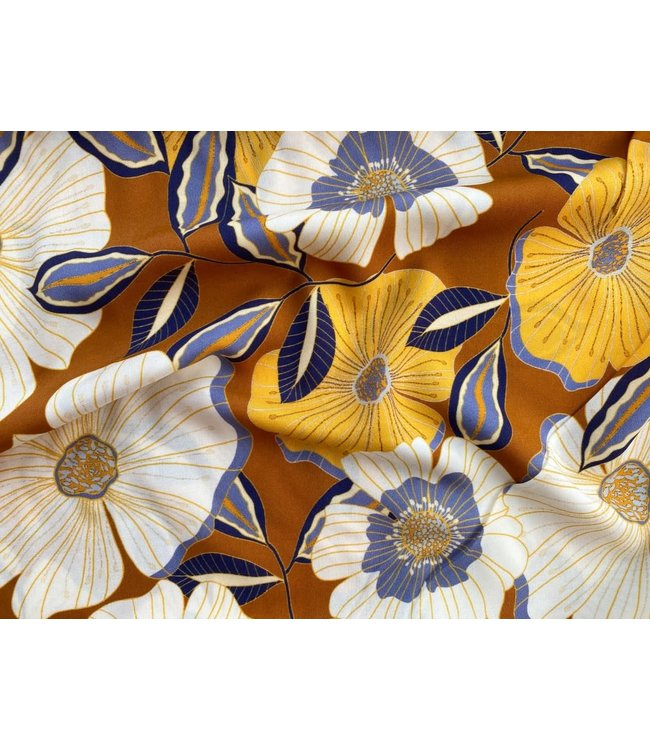 Ceramik flower - viscose