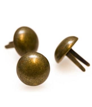 Tasvoetjes brons - 20 mm (4)