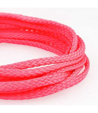 Koord - fluo roze