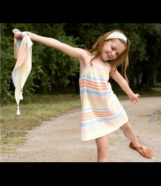 Katia Fabrics Panama stripes - katoen