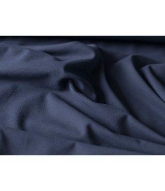 Paulle - pique donker blauw