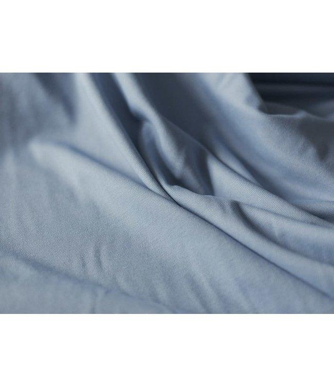 Paulle - pique zacht blauw