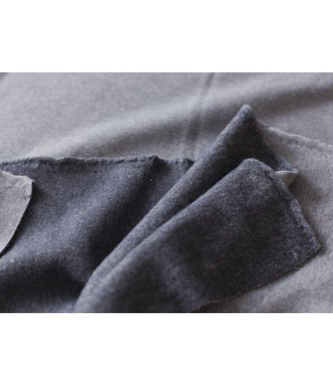 Sweater melange - grijs