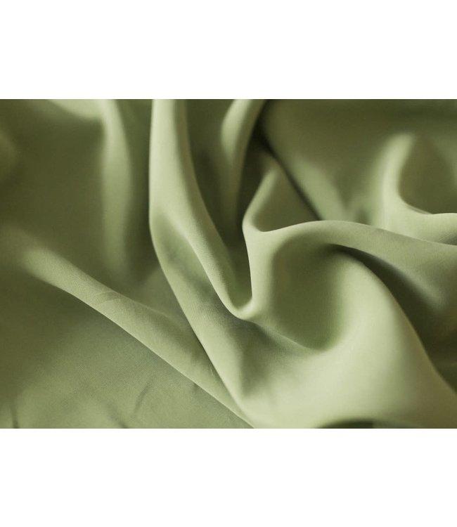 Viscose - licht olijfgroen