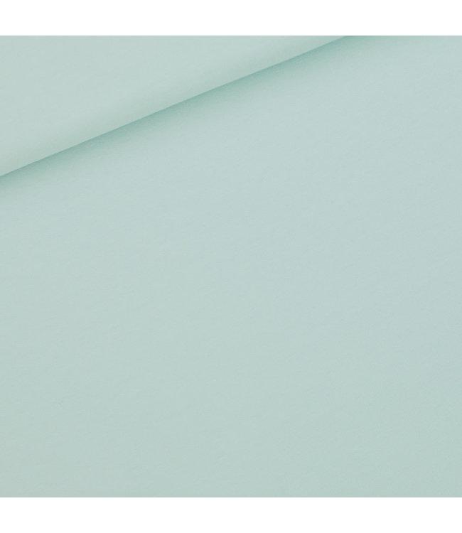 SYAS16 Kanaalblauw - french terry (zeppelin)