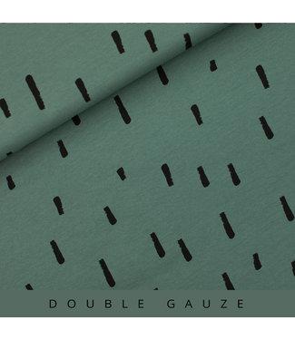 See You At Six SYAS16 Swipes alsemgroen - double gauze