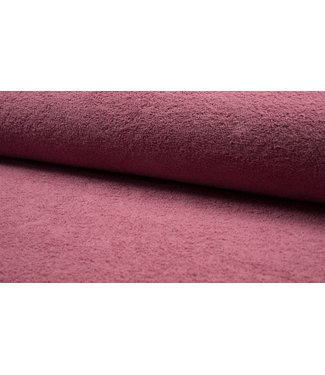 Badstof - oud roze
