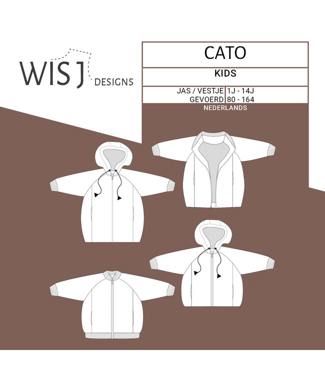 Wisj Wisj - Cato jas