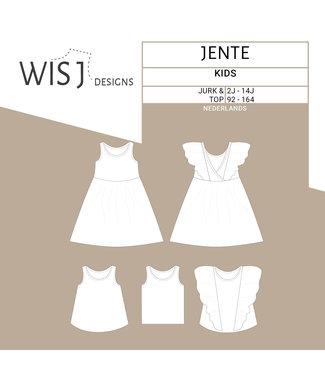 Wisj Wisj - Jente top/jurk