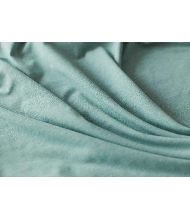 Melange tricot - groen