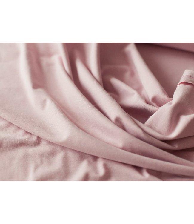 Melange tricot - licht roze