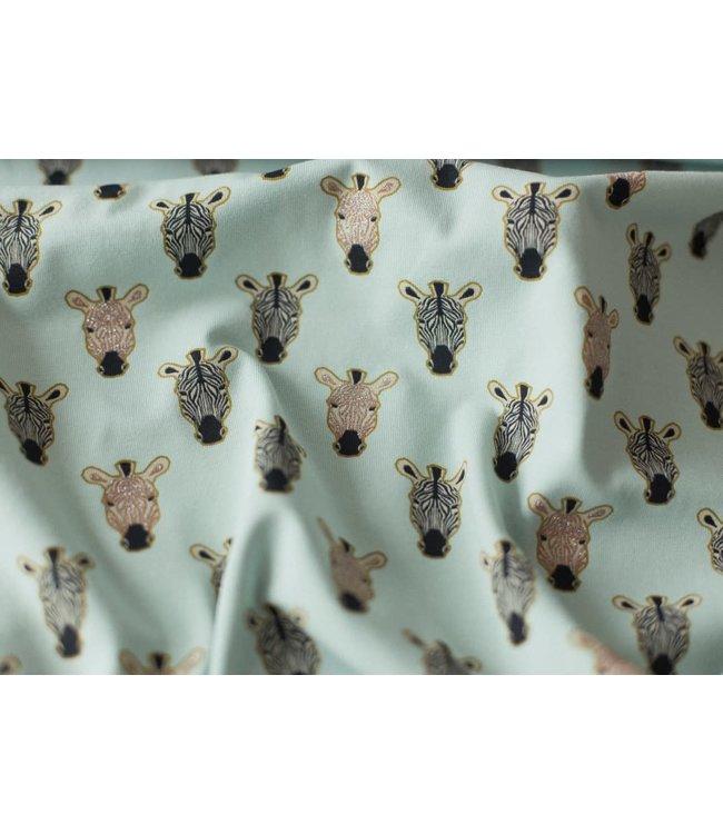 Nilah zebra - tricot