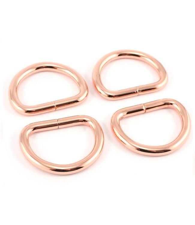 D-ring rosé (18-40mm)