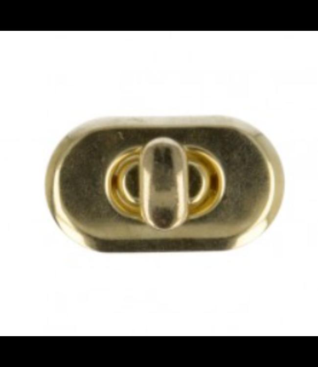 Draaislot - goud