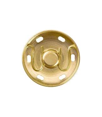 Prym Drukknopen goud 30 mm