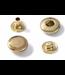 Anorak drukknopen goud (5st)
