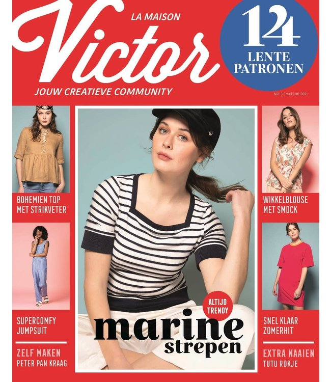 La Maison Victor La maison victor 3 mei/juni 2021