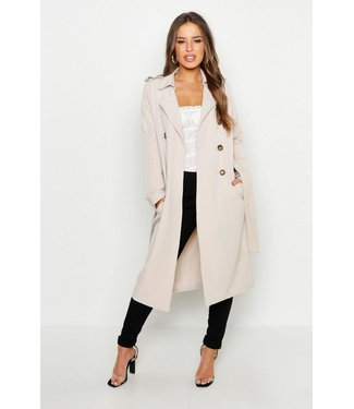 Trench coat - zand