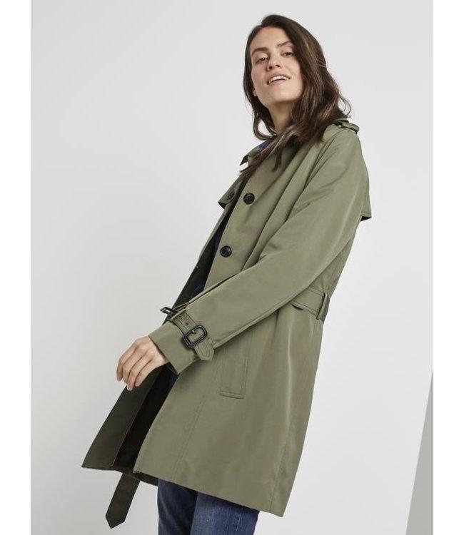 Trench coat - kaki