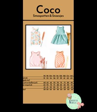 Smospotten & Snoesjes Smospotten & Snoesjes - Coco