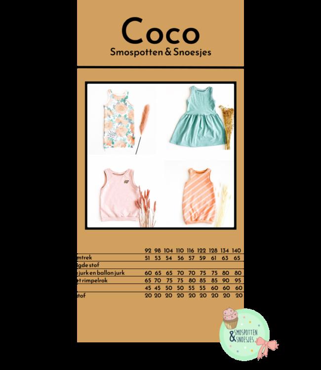 Smospotten & Snoesjes - Coco