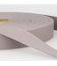 Tassenband middengrijs S033