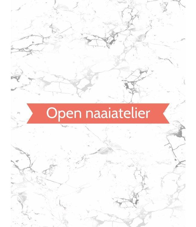 Open naaiatelier 18/06/21