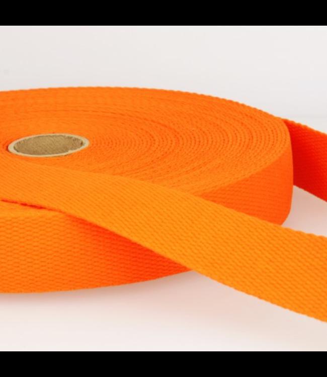 Tassenband oranje S83
