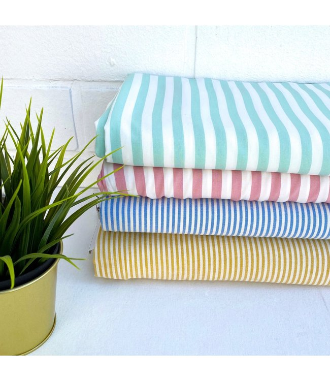 Fibremood Stripes groen - Paulette