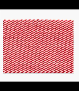Tassenband marinestijl - rood