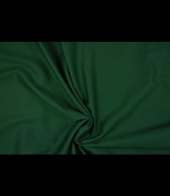 Keperkatoen - donker groen