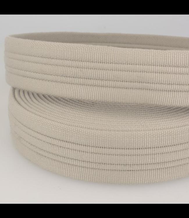 Tassenband stevig - grijs