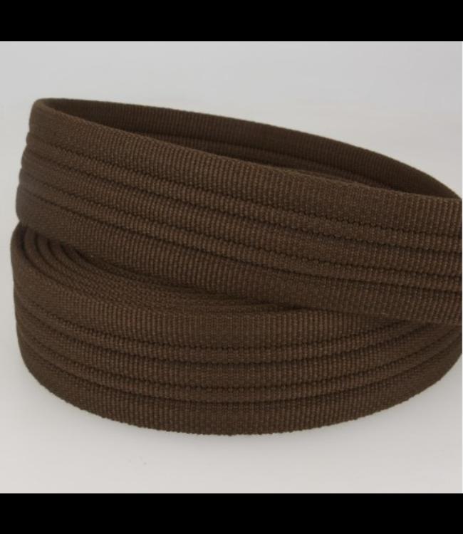 Tassenband stevig - bruin
