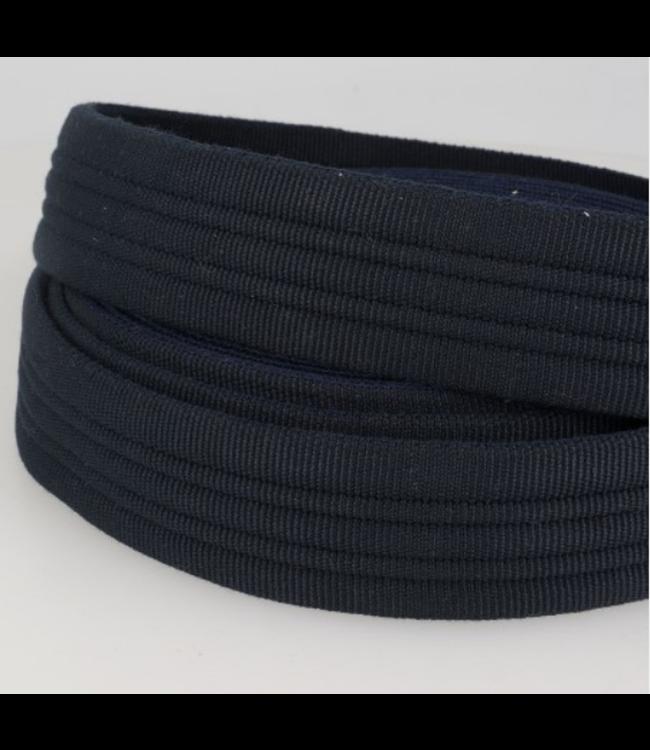Tassenband stevig - marineblauw