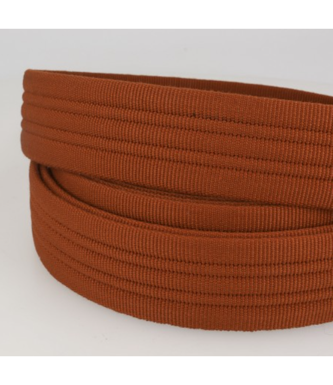 Tassenband stevig - roest