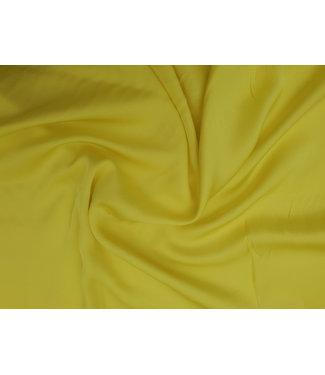 Fibremood Satijnviscose - fel geel