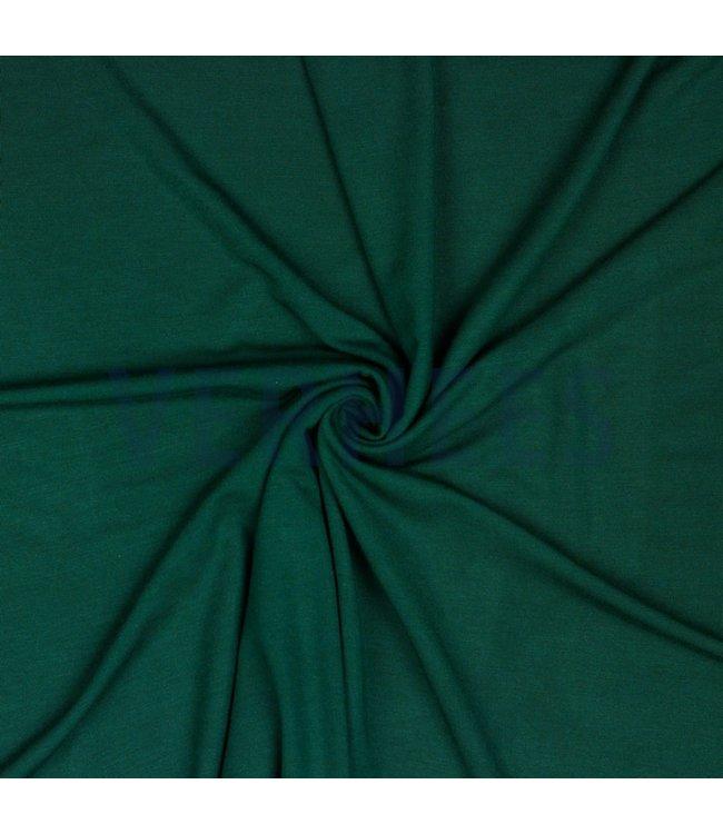 Modal tricot - Donkergroen