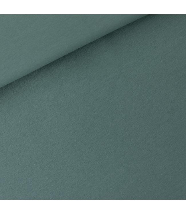 SYAS17 French terry - noord-atlantisch blauw (wild animals)