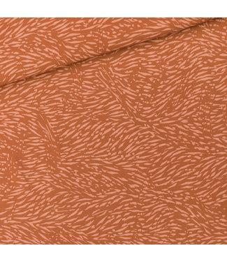 See You At Six SYAS17 Flecks viscose rayon - amber bruin
