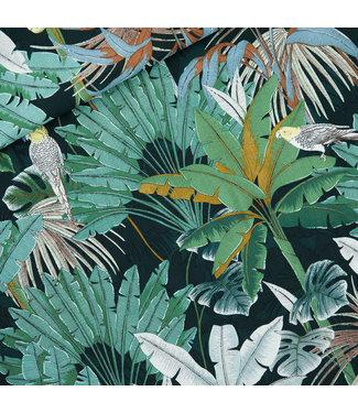 See You At Six SYAS17 Jungle viscose rayon - green gables