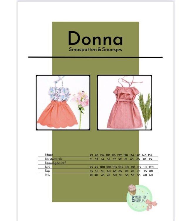 Smospotten & Snoesjes - Donna