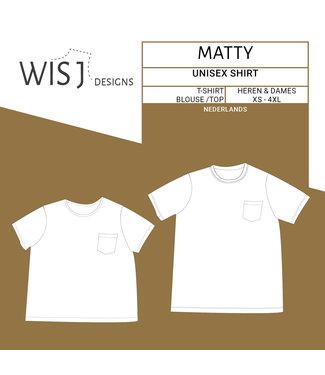Wisj Wisj - Matty shirt
