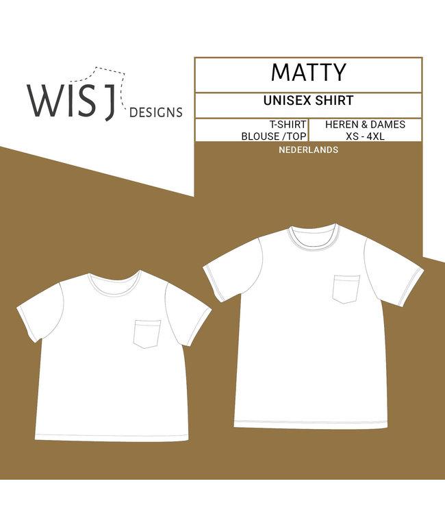 Wisj - Matty shirt