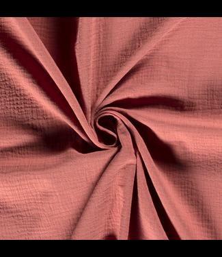 Double gauze - roze