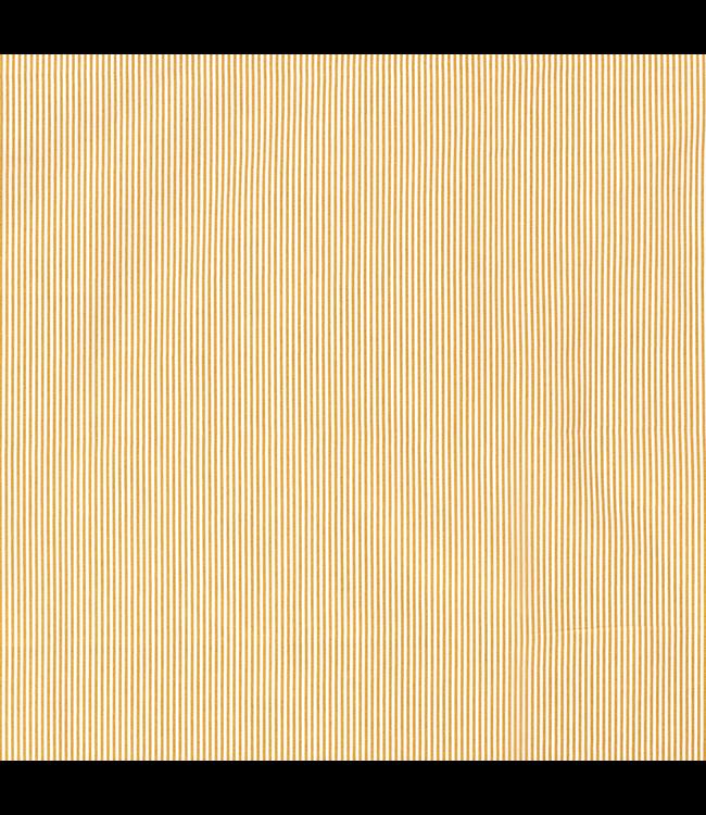 Noor katoen - geel