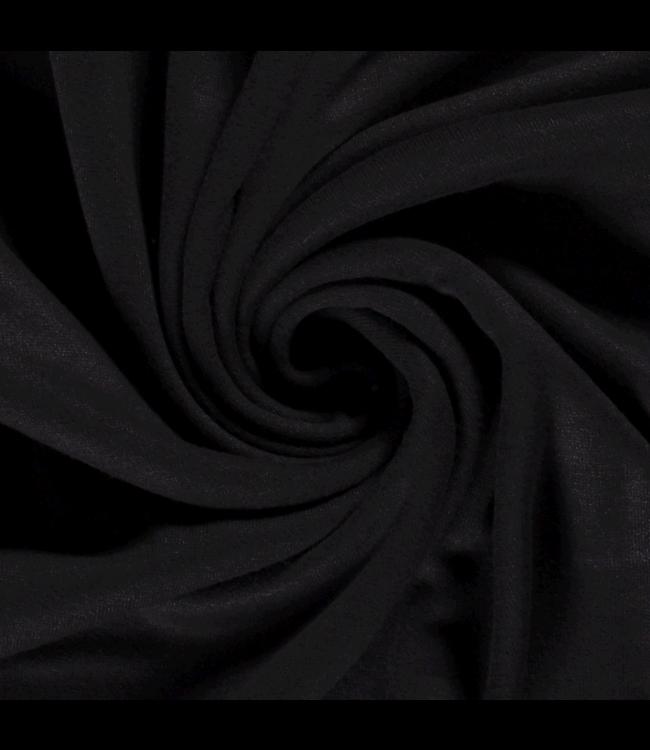 Minn gebreid - zwart